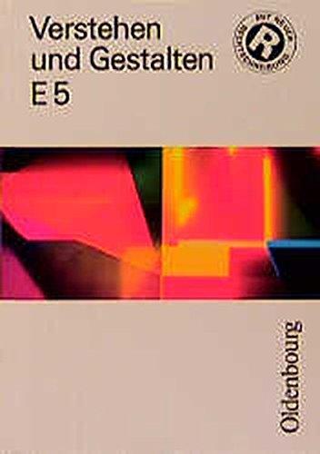 Verstehen und Gestalten E 5. RSR.: Marcel Reich-Ranicki