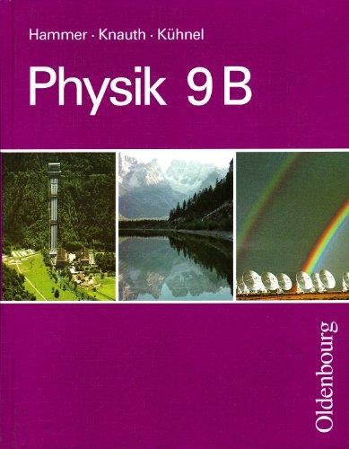 9783486875621: Physik 9 B