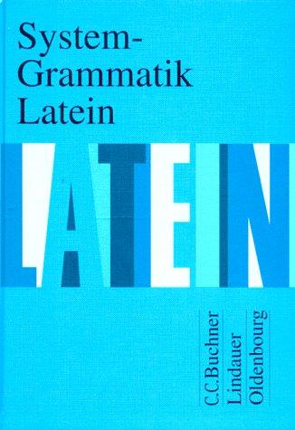 9783486876758: System-Grammatik Latein