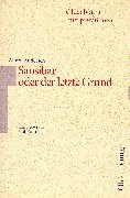 9783486886115: Sansibar Oder Der Letzte Grund MIT Materialen (Oldenbourg-Interpretationen) (German Edition)