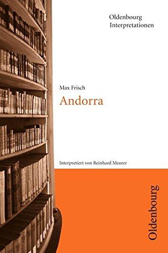 9783486886344: Oldenbourg Interpretationen, Bd.35, Andorra