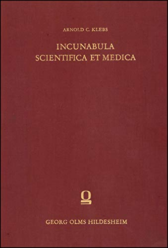 Incunabula scientifica et medica
