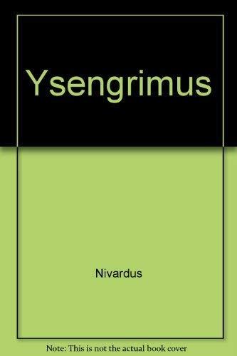 9783487052847: Ysengrimus