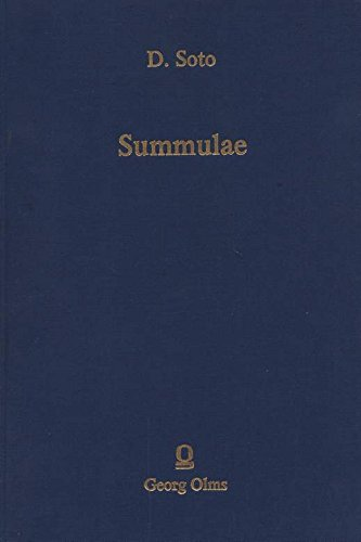 9783487068336: Summulae
