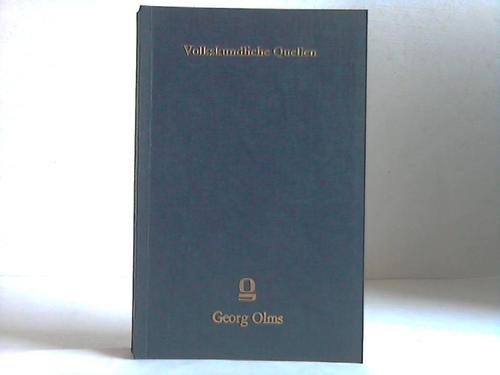 9783487075204: Untersuchungen zu den Märchensammlungen von Ludwig Bechstein