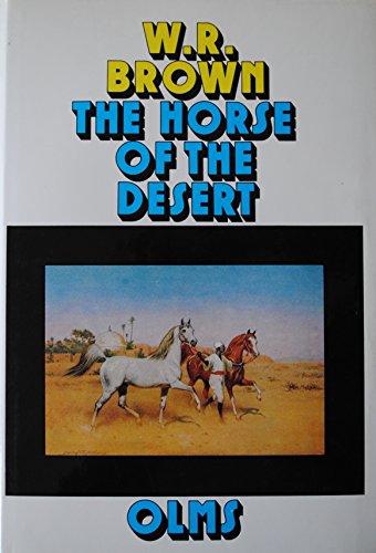 9783487081427: The Horse of the Desert (Documenta Hippologica S.)