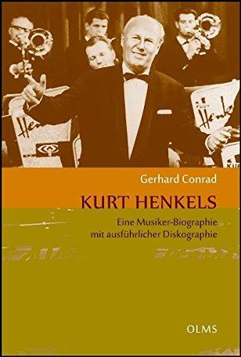 9783487084992: Conrad, G: Kurt Henkels