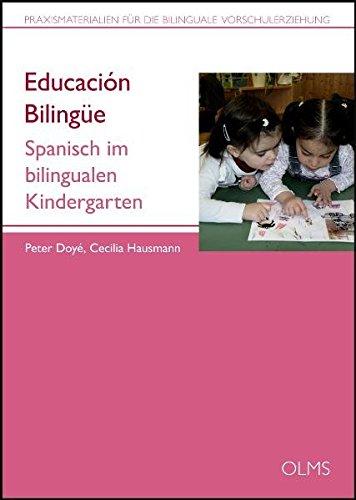 9783487088594: Educación Bilingüe: Spanisch im bilingualen Kindergarten. Praxismaterialien für die bilinguale Vorschulerziehung 3