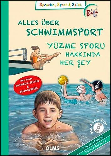 Alles über Schwimmsport/Yüzme Sporu Hakkinda Her Sey: Katrin Barth