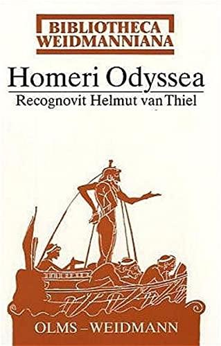 Homeri Odyssea: Thiel, Helmut van