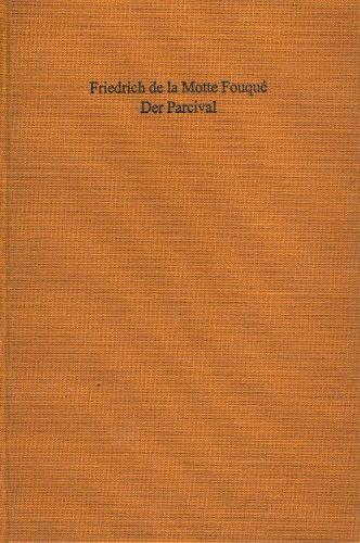 9783487103297: Der Parcival (Ausgewählte Dramen und Epen)