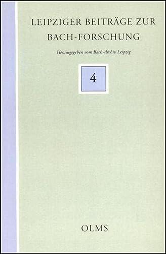 Carl Philipp Emanuel Bach. Dokumente zu Leben und Wirken. Aus der zeitgenössischen ...