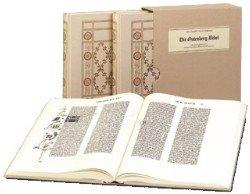 Die Gutenberg-Bibel: Die 42-zeilige Gutenberg-Bibel Nickel, Ho.