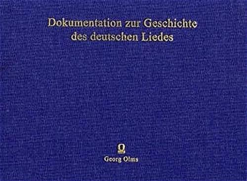 """Oden und Lieder, """"von Klopstock, Stolberg, Claudius und Hölty (1779), Oden und Lieder von..."""