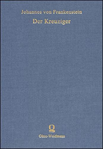 Der Kreuziger: Frankenstein, Johannes von