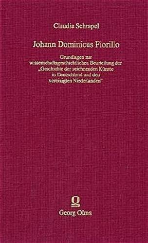 Johann Dominicus Fiorillo: Claudia Schrapel