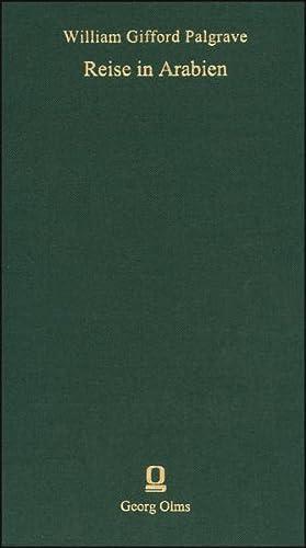 Reise in Arabien: William G. Palgrave