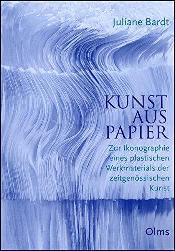 Kunst aus Papier (Hardback): Juliane Bardt