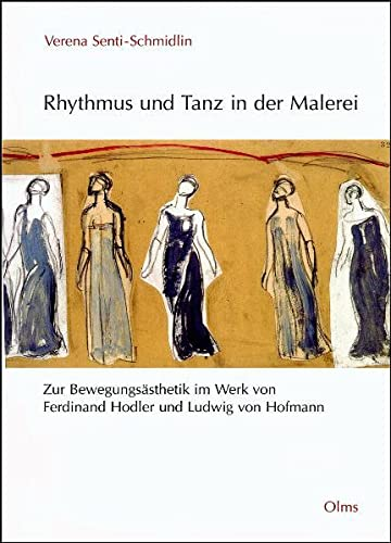 9783487134055: Rhythmus und Tanz in der Malerei