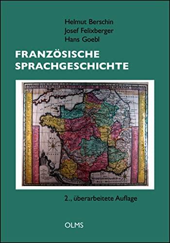 9783487135304: Franz�sische Sprachgeschichte