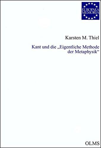 9783487135687: Kant und die