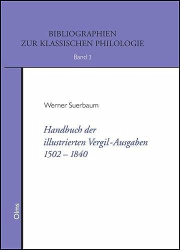 9783487135908: Handbuch der illustrierten Vergil-Ausgaben 1502-1840