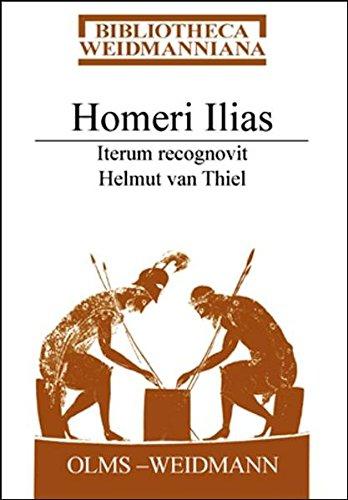 Homeri Ilias: Homer