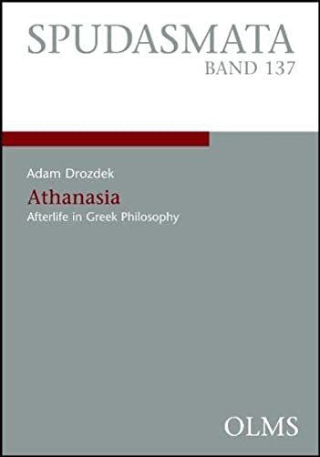 Athanasia: Adam Drozdek