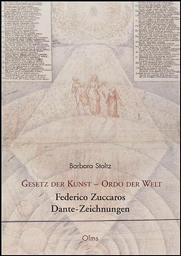 Gesetz der Kunst - Ordo der Welt: Barbara Stoltz