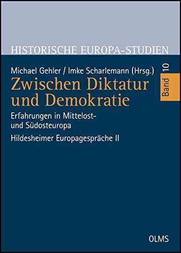 Zwischen Dikatur und Demokratie: Imke Scharlemann