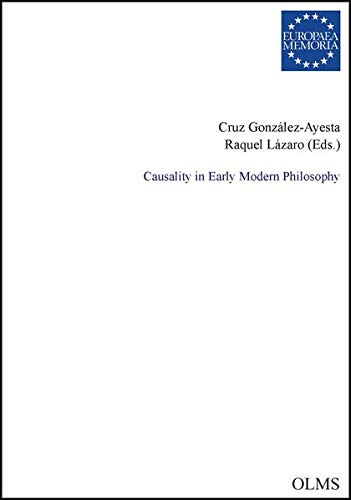 Causality in Early Modern Philosophy