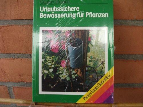 9783489634249 Urlaubssichere Bewasserung Fur Pflanzen Automatische