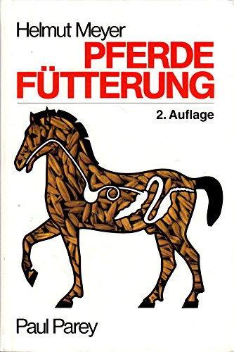 9783489647324: Pferdefütterung