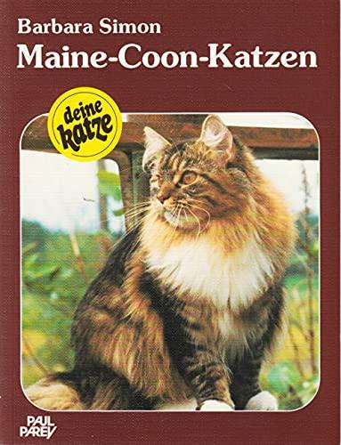 9783490053190: Maine-Coon-Katzen. Kauf - Haltung - Pflege