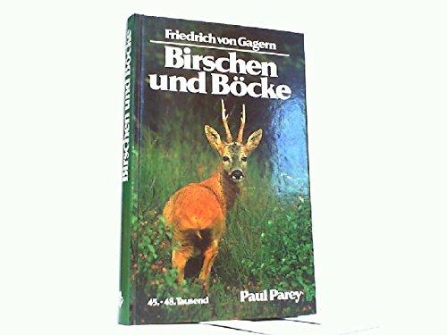 9783490090119: Birschen und Böcke
