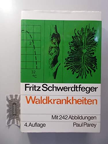 9783490091161: Waldkrankheiten