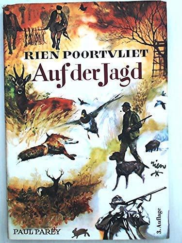 9783490219114: Auf der Jagd. Ein Skizzenbuch. 3. Auflage. [Gebundene Ausgabe]