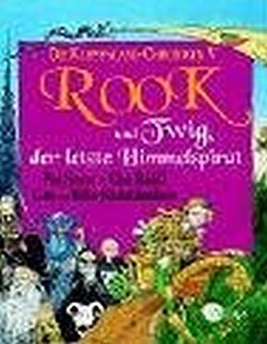 9783491223349: Rook und Twig der Letzte Himme [Casete]