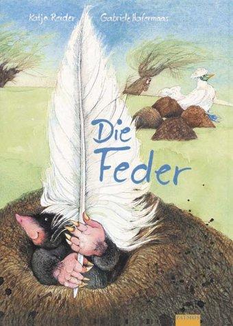 9783491374232: Die Feder. Eine Liebesgeschichte.
