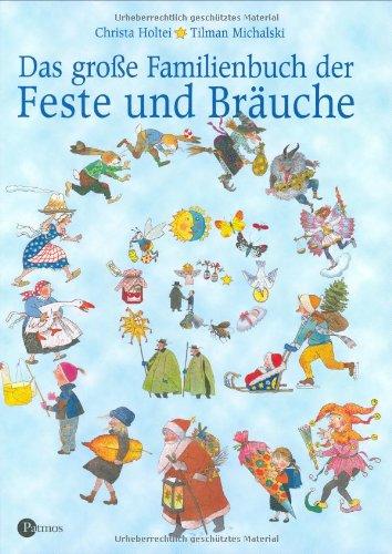 9783491380714: Das Grosse Familienbuch Der Feste Und Brauche