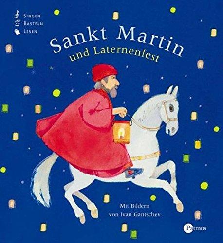 9783491380738: Sankt Martin und Laternenfest.