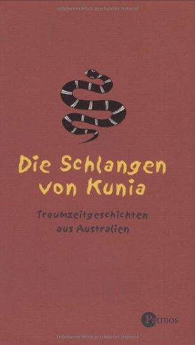 9783491450219: Die Schlangen von Kunia.