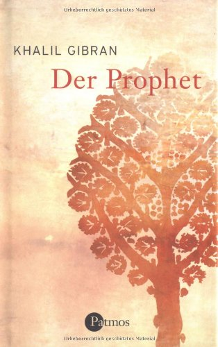 9783491507197: Der Prophet