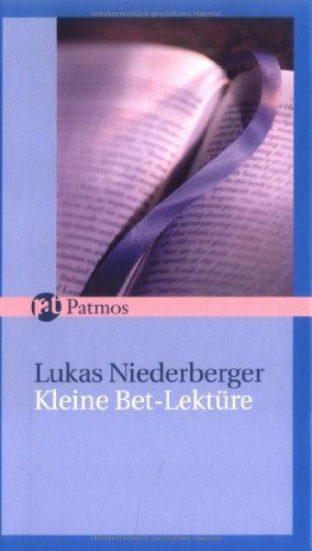 9783491713048: Kleine Bet-Lektüre