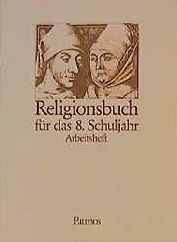 9783491755123: Religionsbuch, 8. Schuljahr