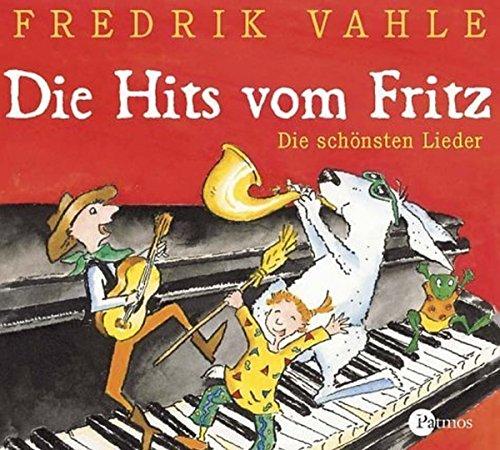 9783491886896: Die Hits vom Fritz. CD: Die schönsten Lieder für Kinder