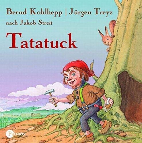 9783491887039: Tatatuck. CD: Die Reise zum Kristallberg