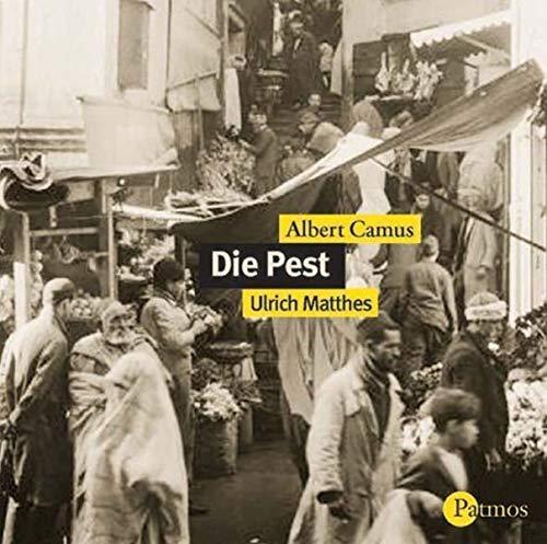 Die Pest. 2 CDs: Camus, Albert