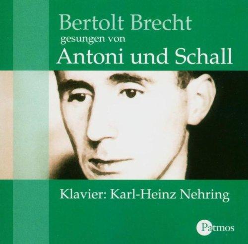 9783491930001: Berthold Brecht