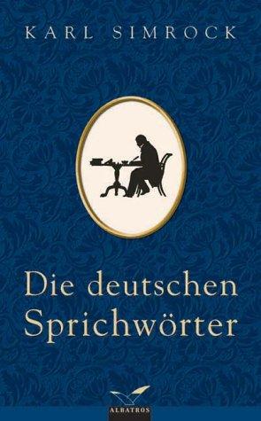 9783491960800: Die deutschen Sprichwörter